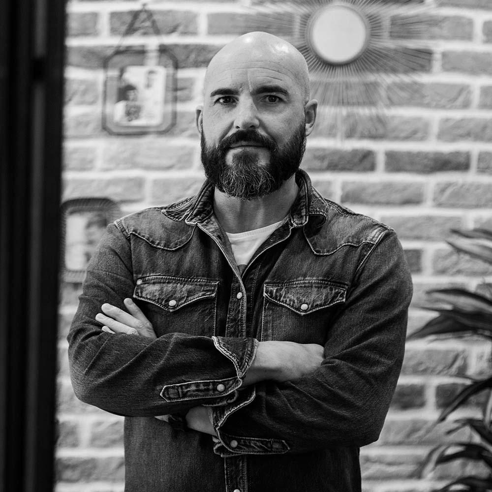 Iván Fernández - Gerente del Salón